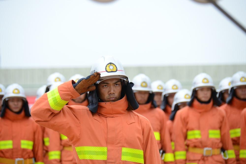 消防士写真その7